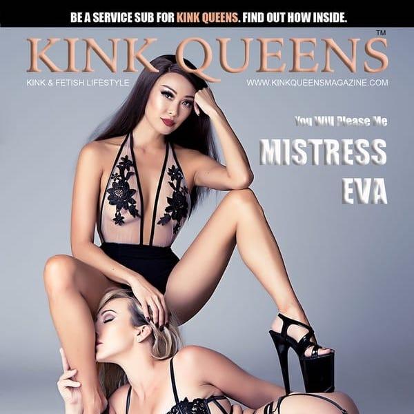 Kink Queens Eva Oh